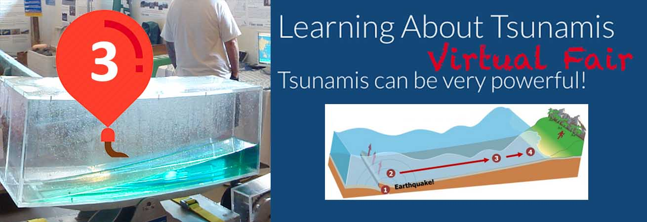 Balloon #3 About Tsunamis