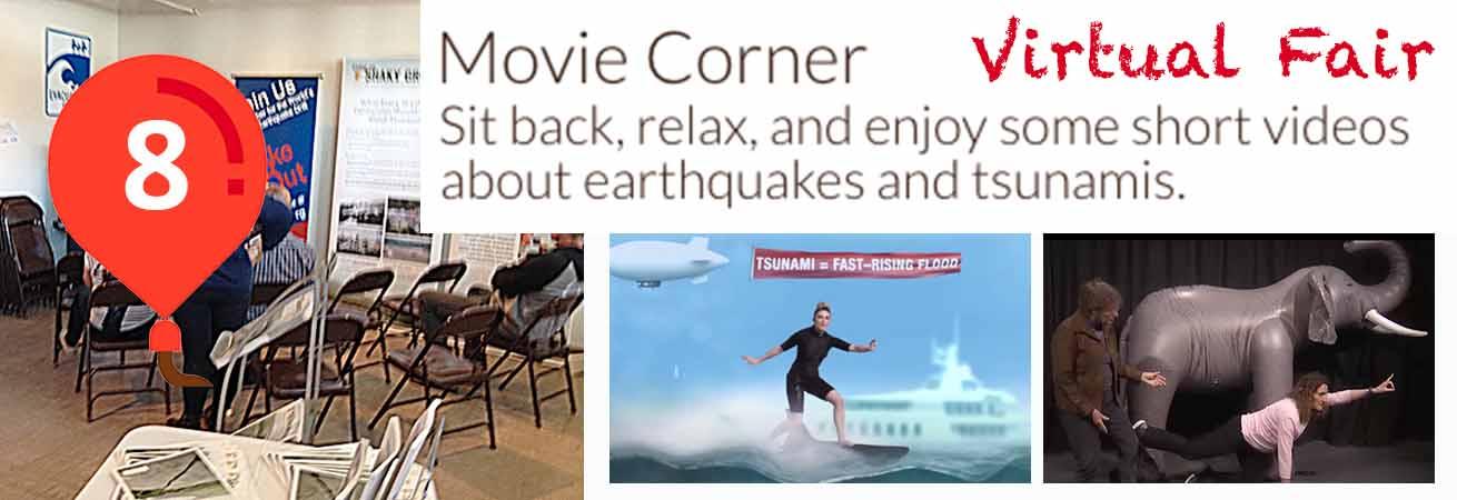 Balloon #8 Movie Corner