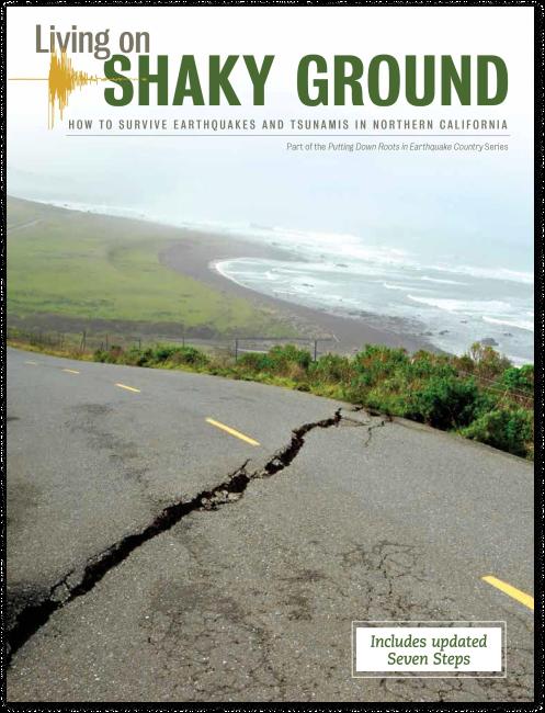 Living on Shaky Ground Magazine