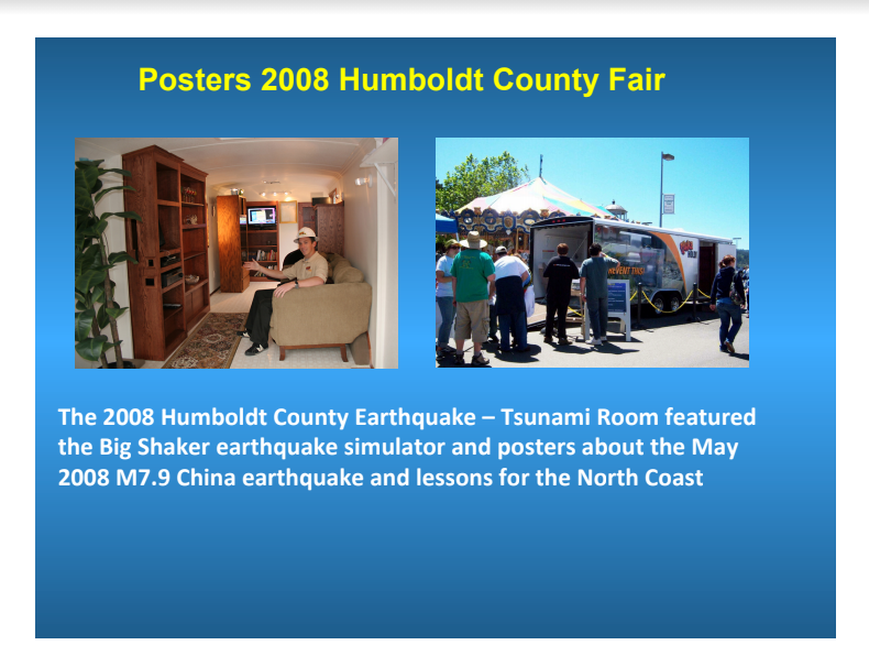 Fair Topics from 2008 - Earthquake Simulations & Lessons Learning from China's 2008 Earthquake