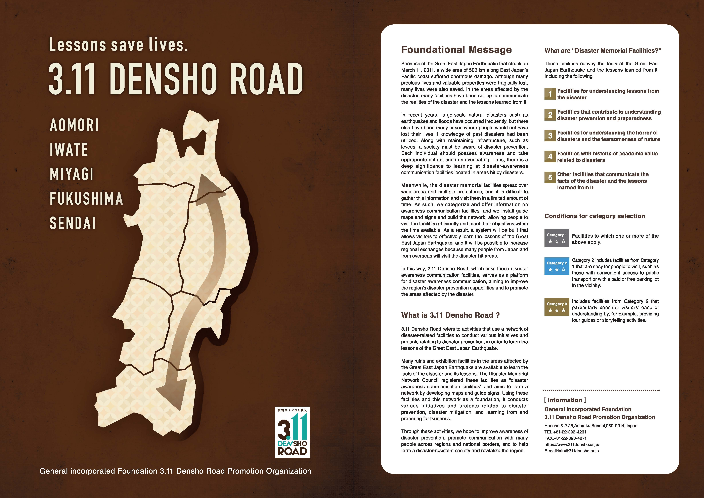 3.11 Densho Road Map