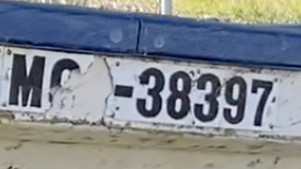 Tai Shu Maru registration number