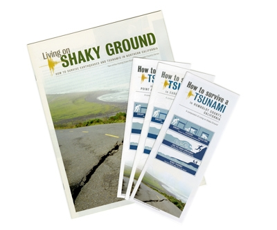 Print materials and graphics